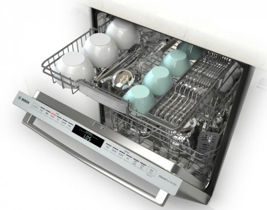 4 Reasons to Love Bosch Dishwashers at Best Buy