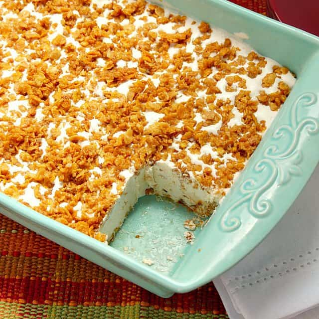 Cinnamon and Caramel Fried Ice Cream Recipe