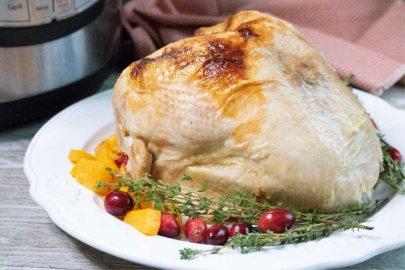 Instant Pot Turkey Breast Recipe