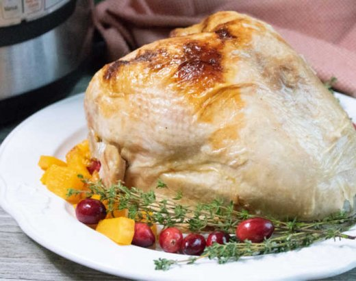 Instant Pot Turkey Breast Recipe