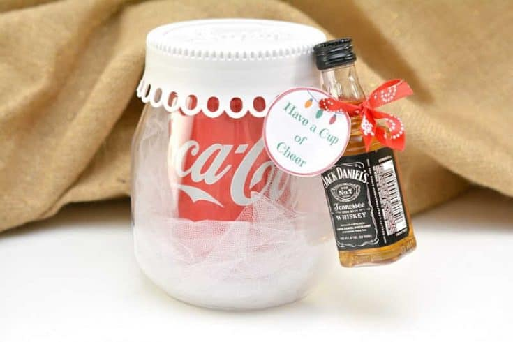 Have a Cup of Cheer DIY GIFT