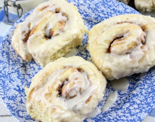 How to Make Easy Homemade Cinnamon Rolls from Scratch with Cake Mix