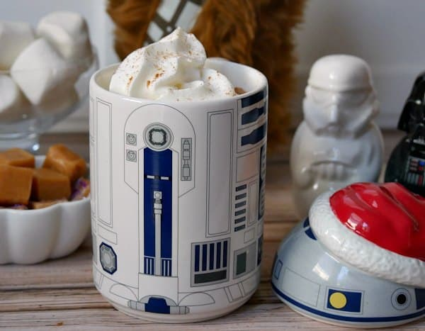 Hoth Cocoa: Star Wars Hot Chocolate