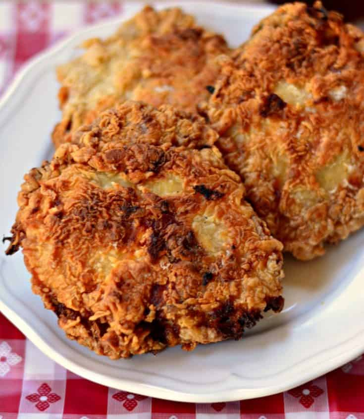 Sweet Tea Fried Chicken