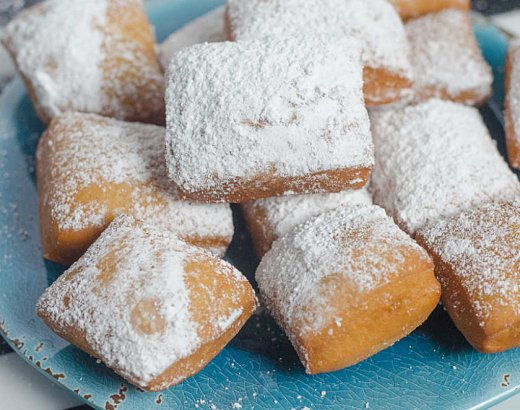 Homemade Beignets from Scratch