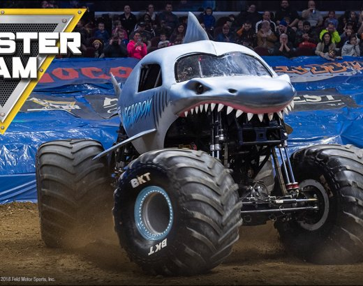 Free Printable Monster Jam Activity Pack for Monster Jam Las Vegas