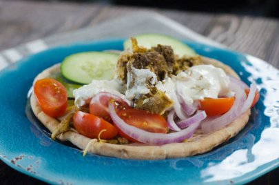Chicken Schwarma Recipe for Instant Pot