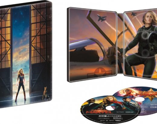 Higher, Further, Faster: Get Captain Marvel at Best Buy