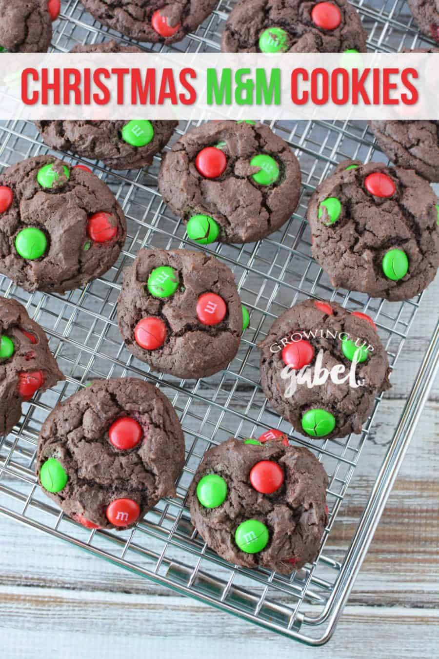 Christmas Cookies Recipes 2019.Christmas M M Cookies Recipes