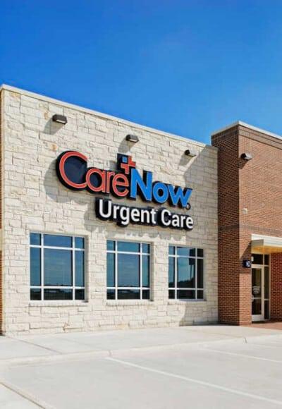 A CareNow Urgent Care in Houston