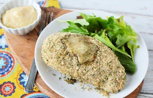 Oven Baked Boneless Chicken Breast with Honey Butter