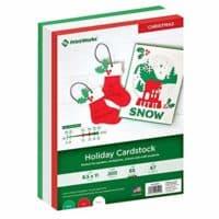 Printworks Holiday Cardstock,