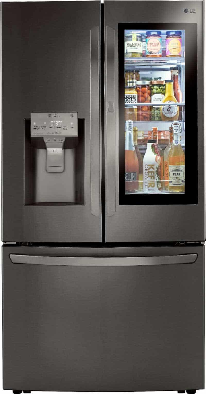 3 Reasons To Love Lg Instaview Door In Door 174 Refrigerator
