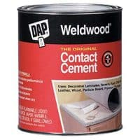 Weldwood Original Contact Cement, 1-Pint