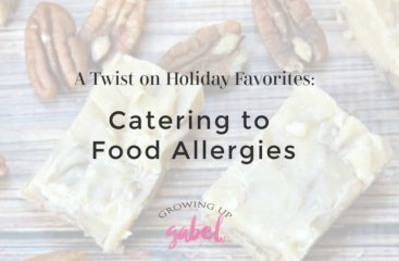 A Twist on Holiday Favorites: Catering to Food Allergies