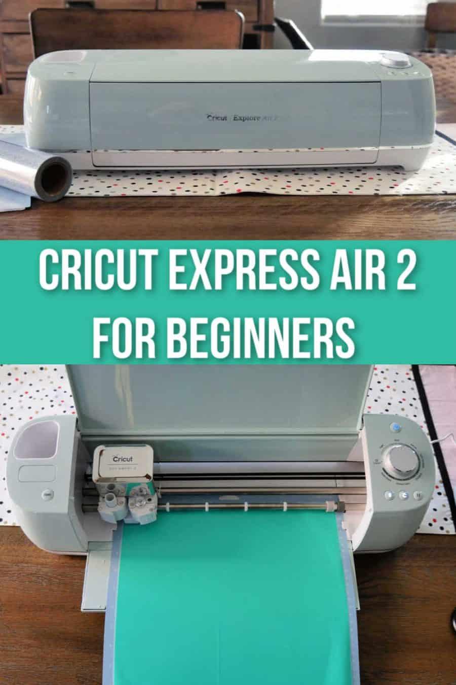 Cricut Explore Air 2 machine