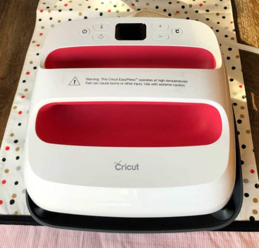 Cricut Heat press