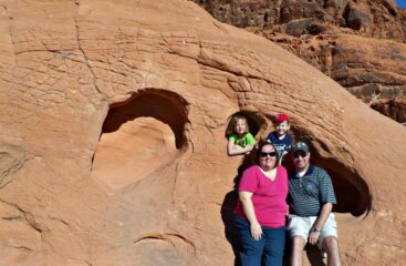 5 Family Friendly Day Trips from Las Vegas