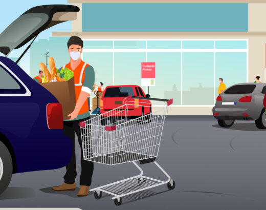 How to Pick Up Groceries and Order Online