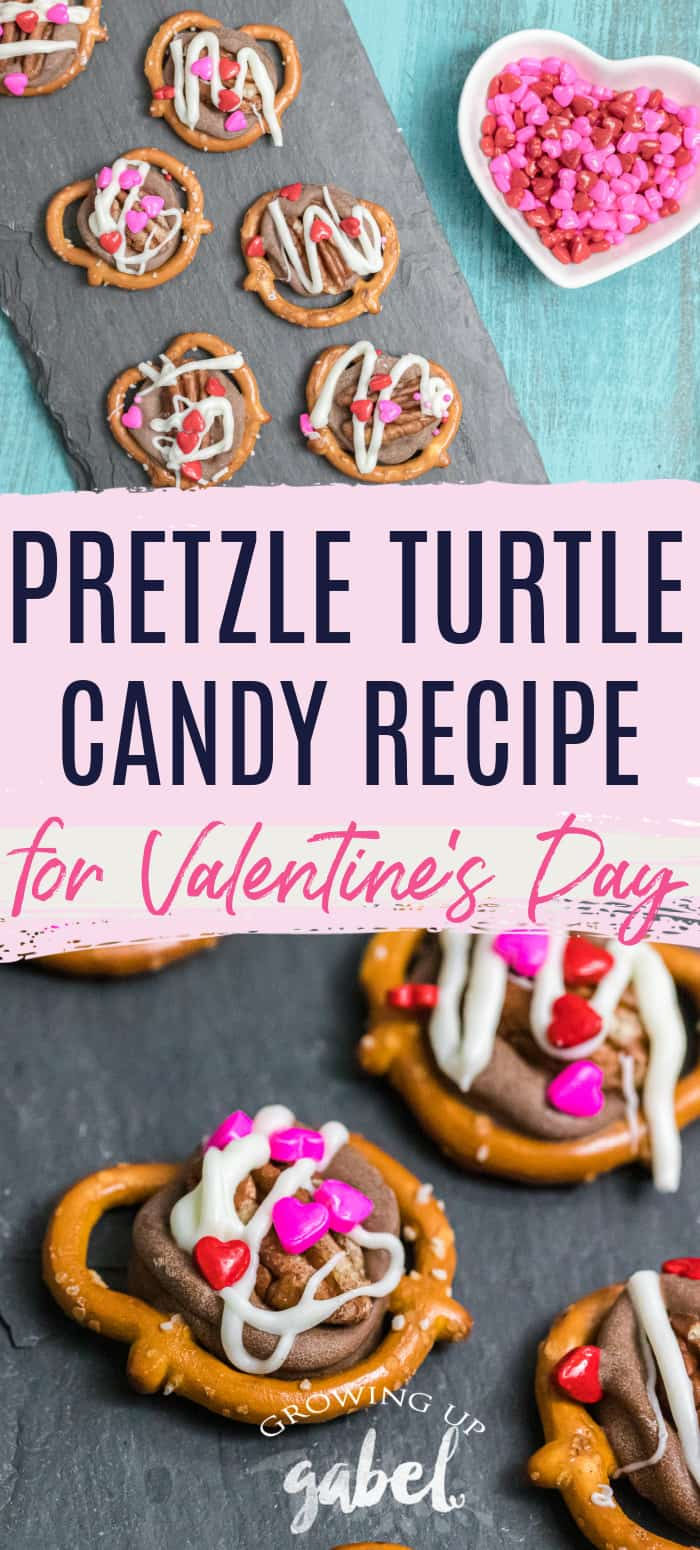 pretzel turtle candy recipe