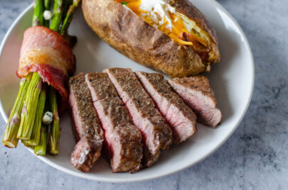 Easy Air Fryer Steak